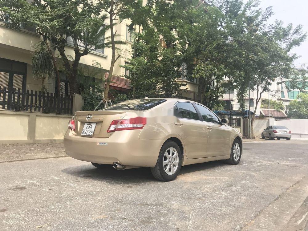 Bán ô tô Toyota Camry sản xuất năm 2009, nhập khẩu nguyên chiếc chính hãng (4)