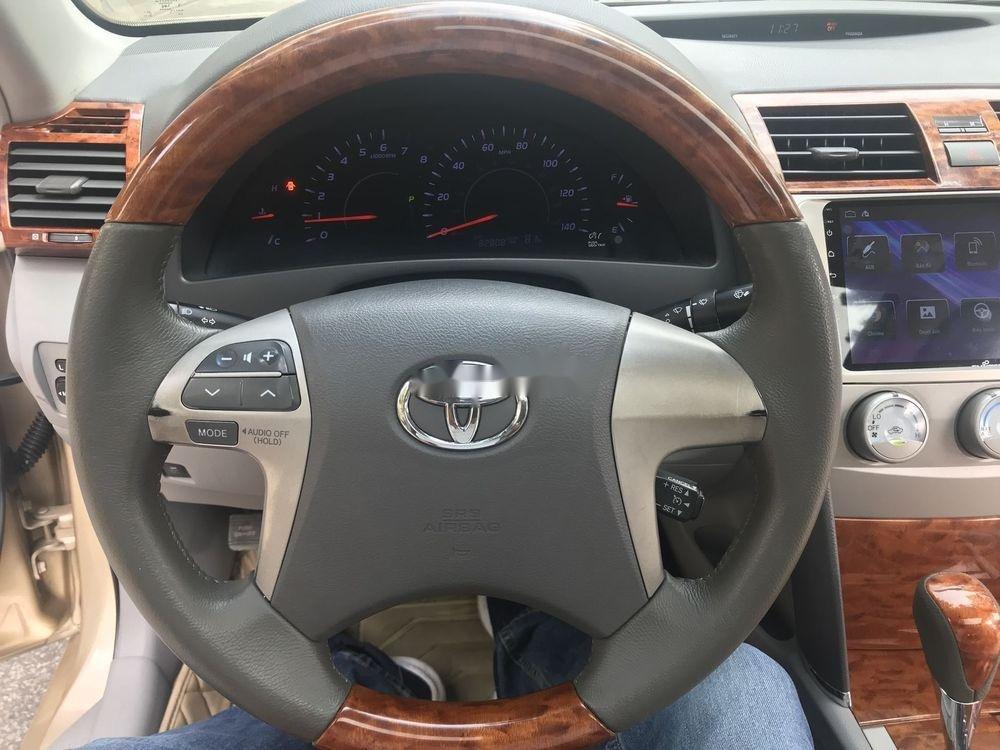 Bán ô tô Toyota Camry sản xuất năm 2009, nhập khẩu nguyên chiếc chính hãng (7)