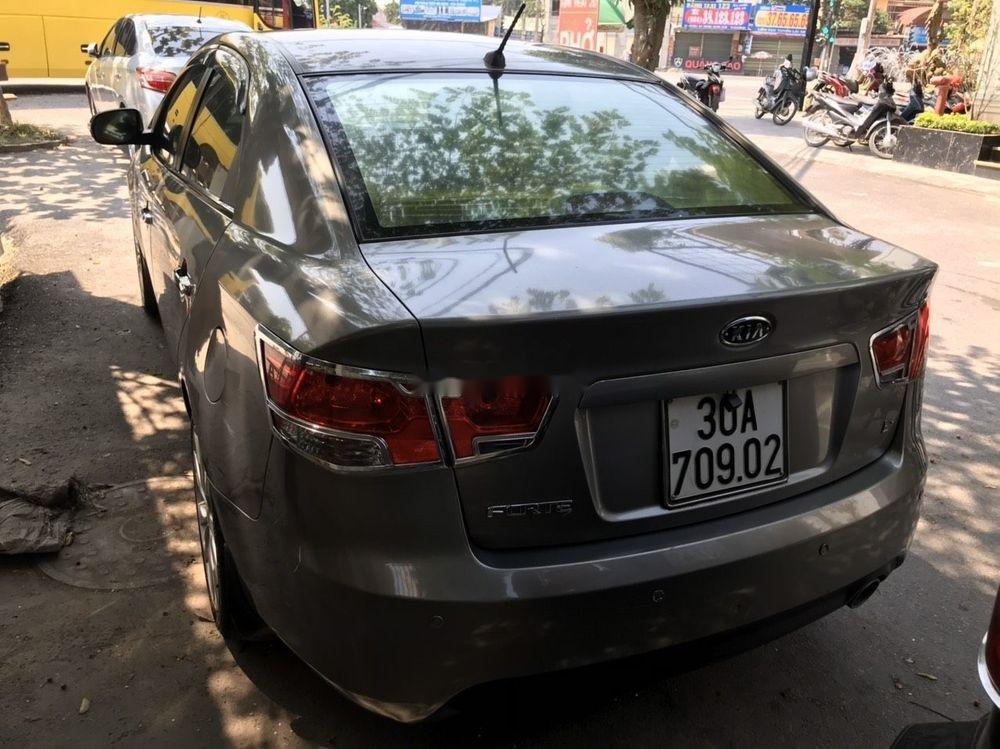 Xe Kia Forte 2011, màu xám xe nguyên bản (3)