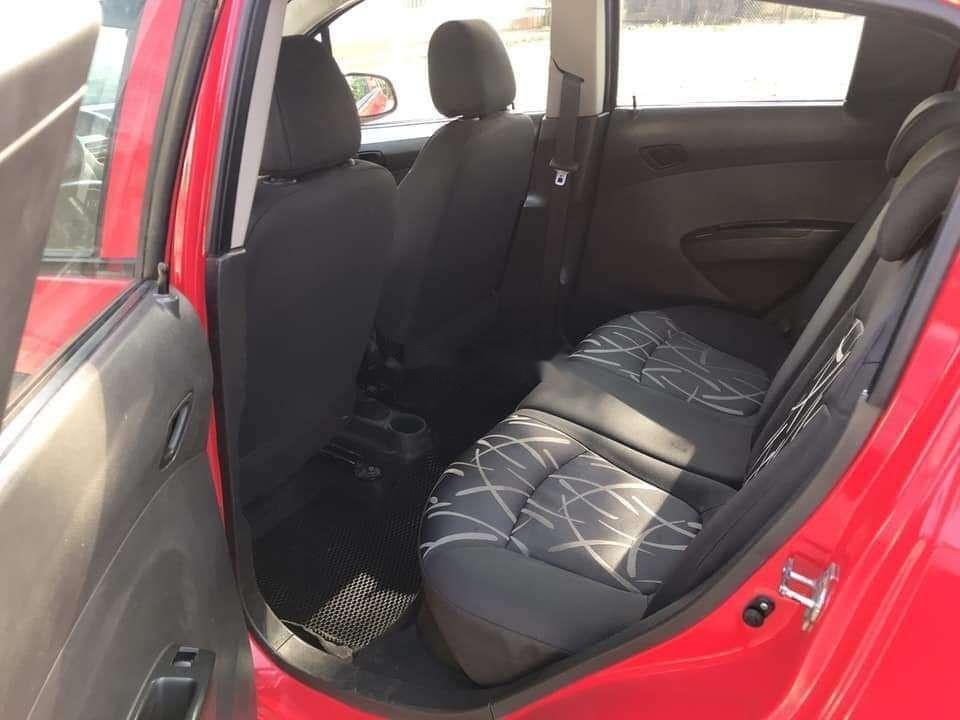 Bán Chevrolet Spark sản xuất 2016, màu đỏ số sàn, xe nguyên bản (6)