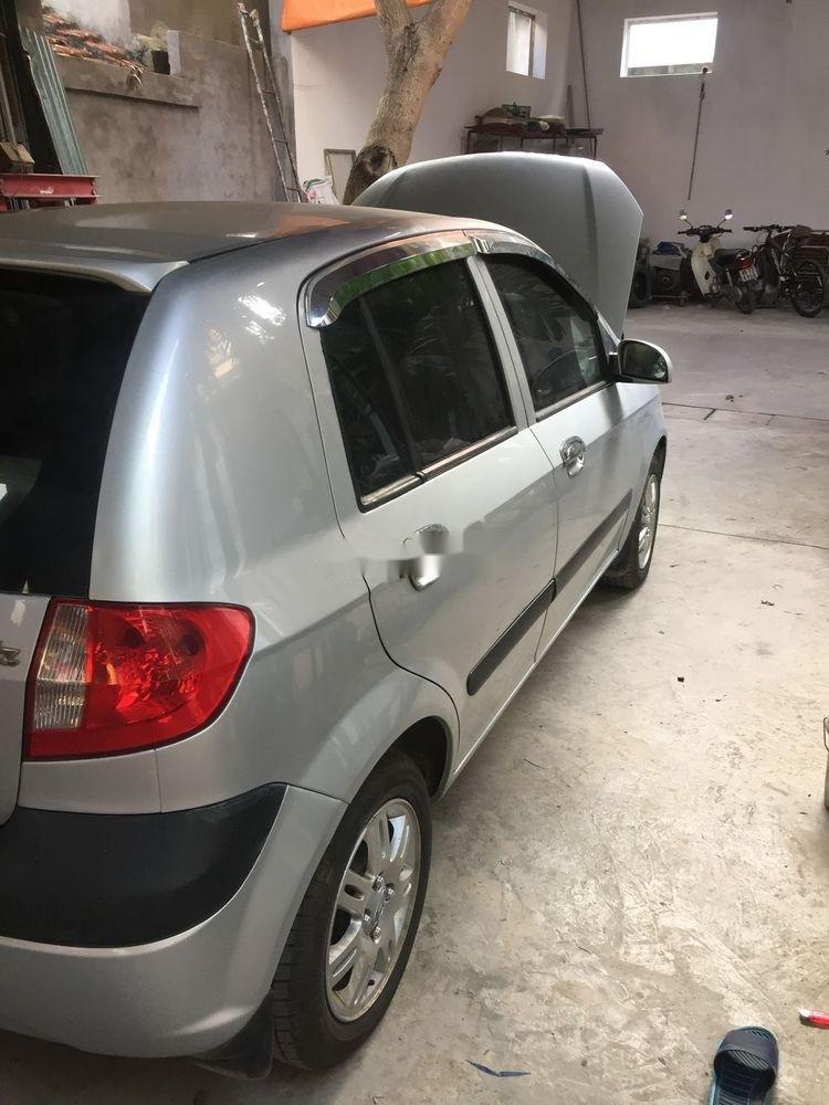Cần bán Hyundai Getz sản xuất 2010, màu bạc, nhập khẩu nguyên chiếc, giá tốt (5)