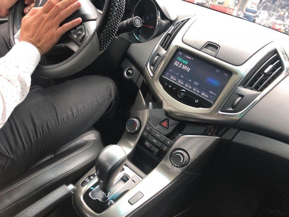 Cần bán gấp Chevrolet Cruze LTZ AT 2017, màu trắng (7)
