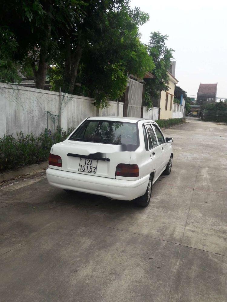 Cần bán Kia Pride sản xuất 1996, màu trắng, xe nhập, giá 28tr (1)