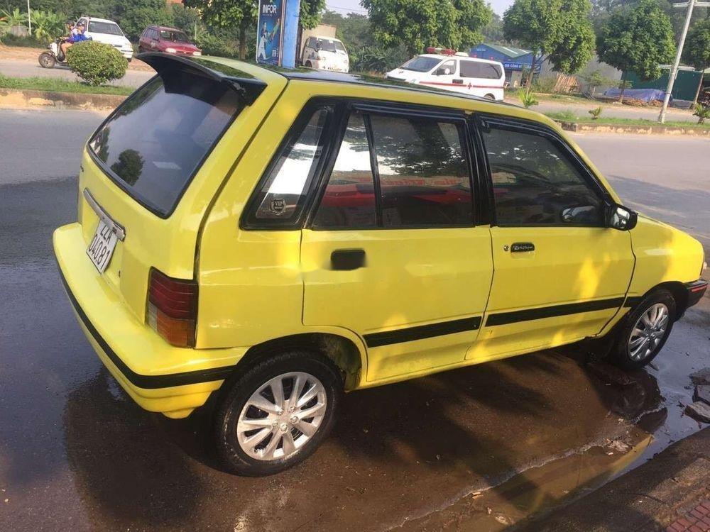Bán xe Kia CD5 2008, màu vàng, xe nhập (3)