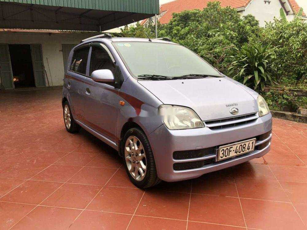 Bán Daihatsu Charade sản xuất năm 2006, xe nhập, số tự động (3)