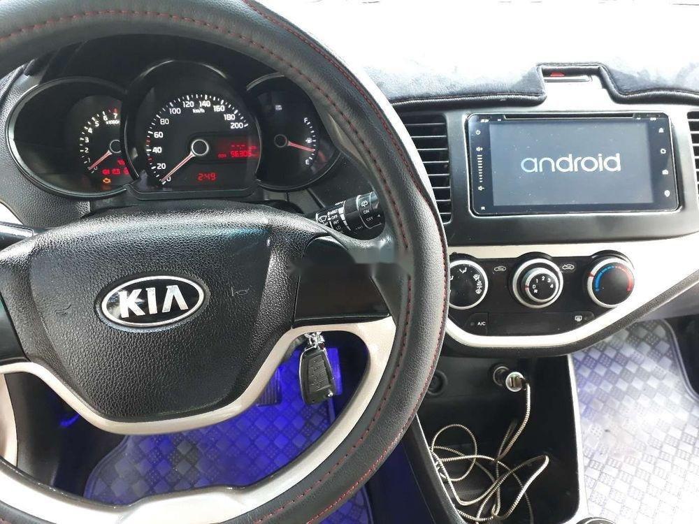 Bán xe Kia Morning năm 2014 xe nguyên bản (9)