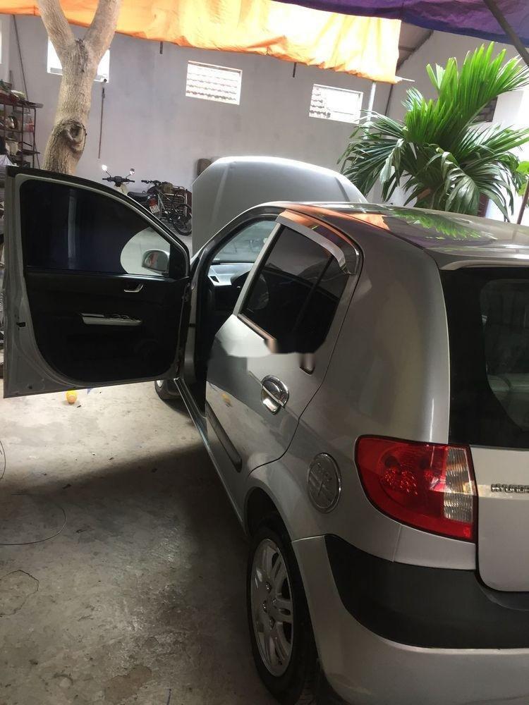 Cần bán Hyundai Getz sản xuất 2010, màu bạc, nhập khẩu nguyên chiếc, giá tốt (6)