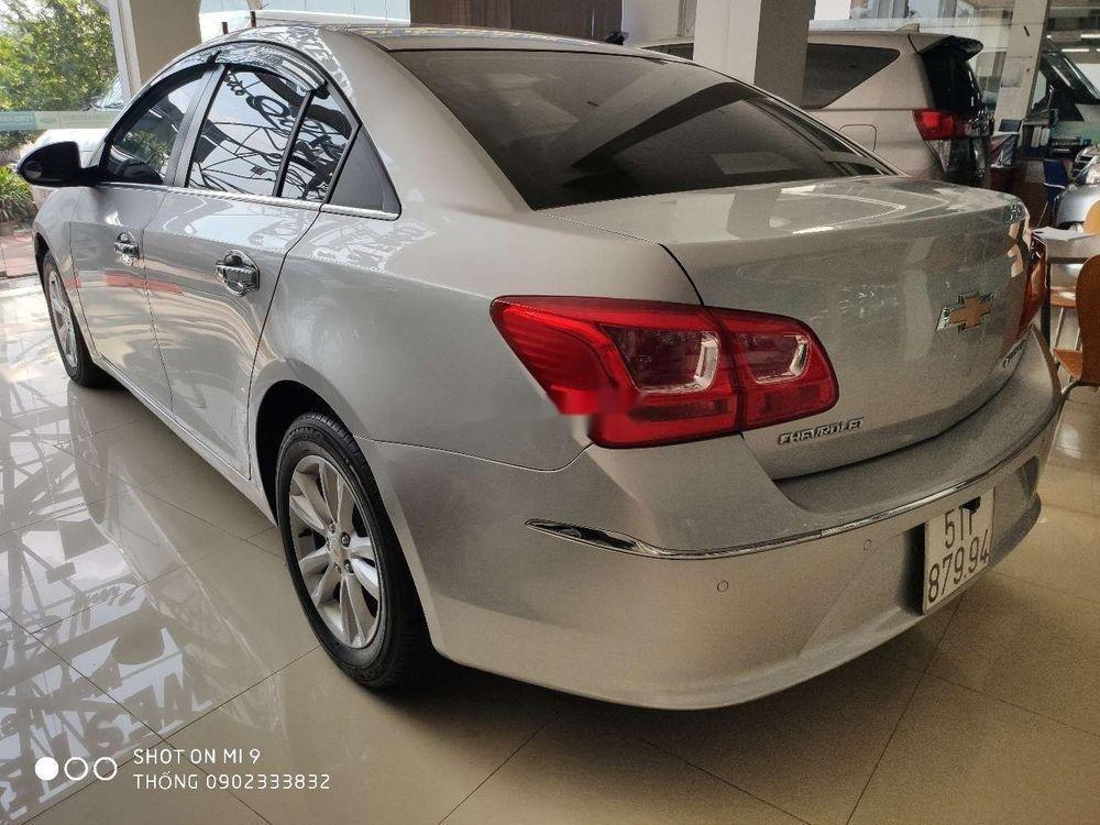 Bán xe cũ Chevrolet Cruze đời 2017, màu bạc (7)