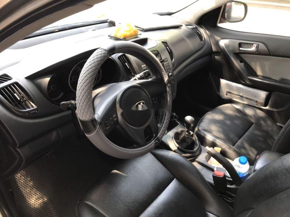 Xe Kia Forte 2011, màu xám xe nguyên bản (4)