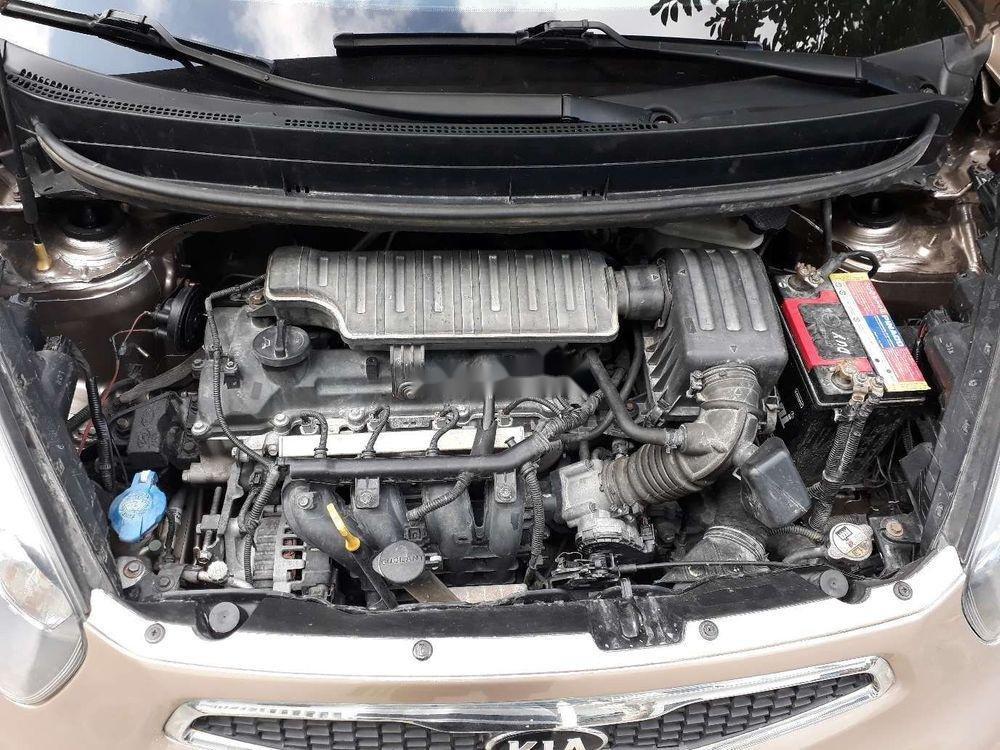 Bán xe Kia Morning năm 2014 xe nguyên bản (6)