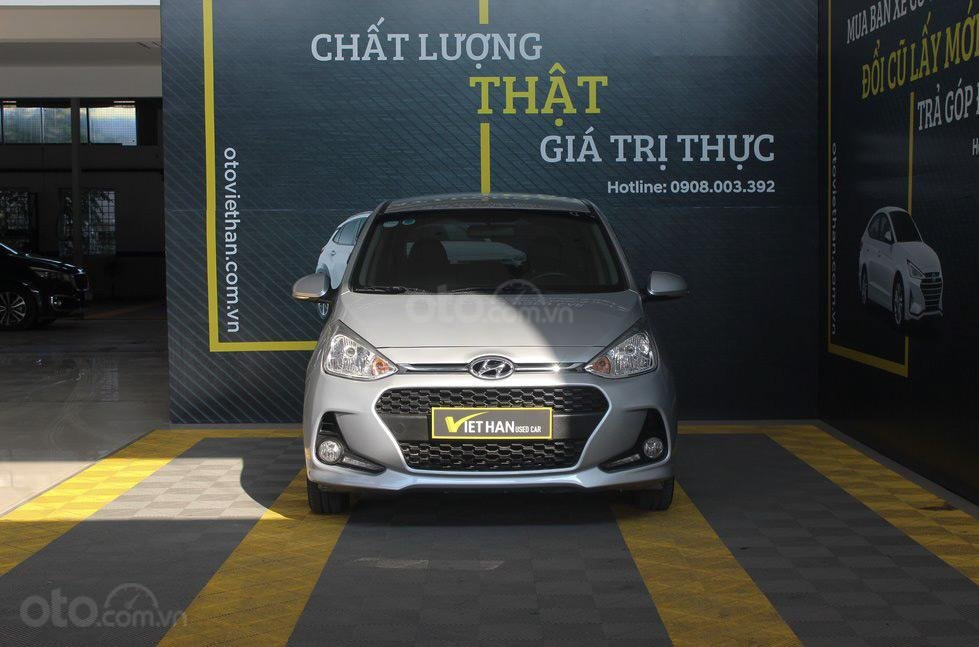 Hyundai Grand i10 1.2AT 2018, trả góp 70%, bao test (3)