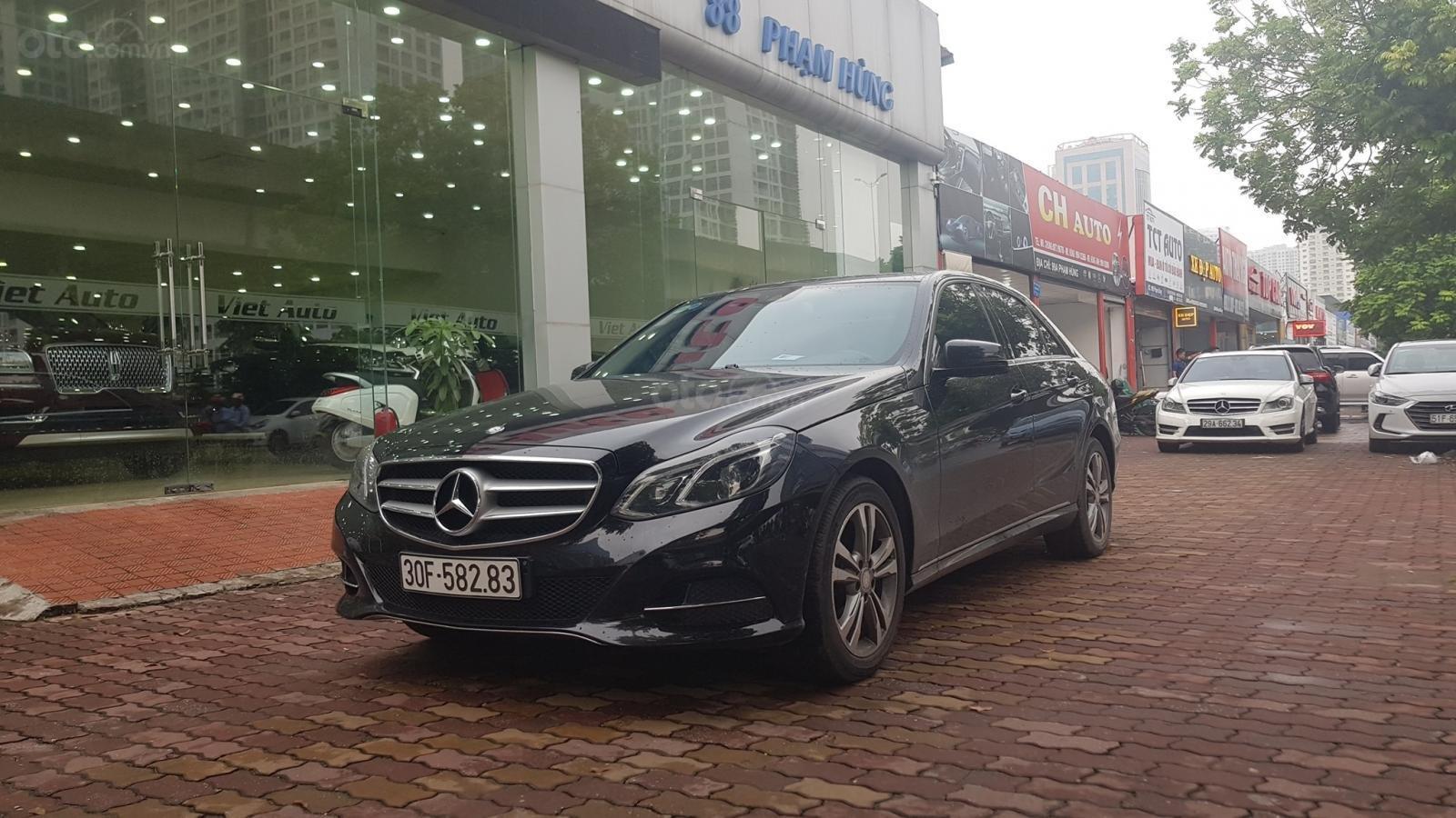 Cần bán xe Mercedes E250 CGI sản xuất 2013 đăng ký cá nhân (3)