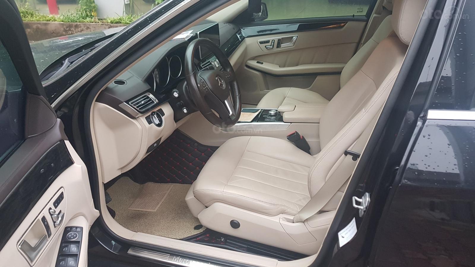 Cần bán xe Mercedes E250 CGI sản xuất 2013 đăng ký cá nhân (6)