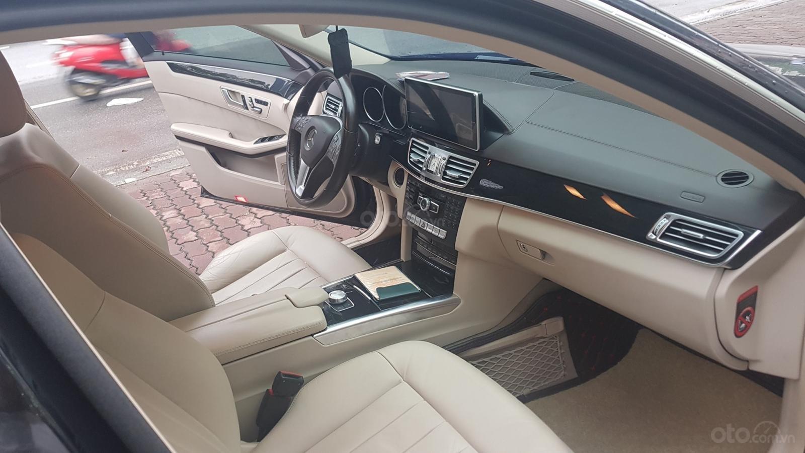 Cần bán xe Mercedes E250 CGI sản xuất 2013 đăng ký cá nhân (9)