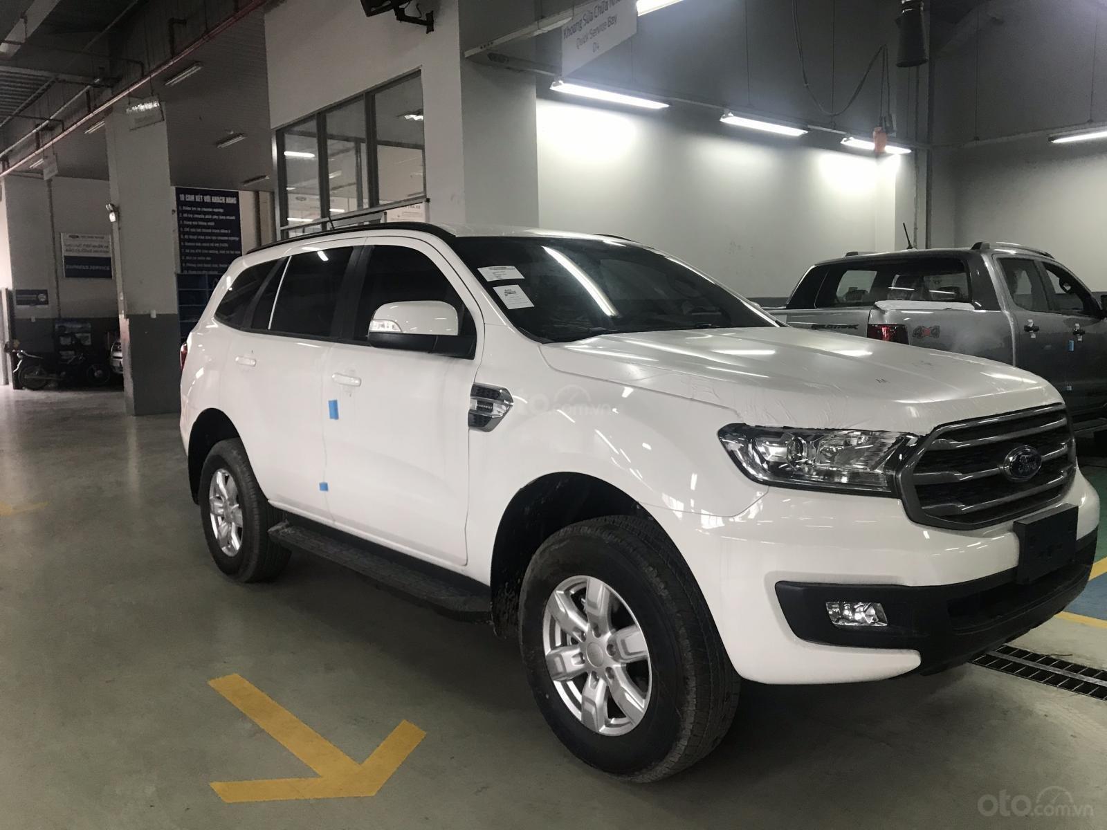 Cần bán Ford Everest đời 2019 xe mới 100%, màu trắng, nhập khẩu nguyên chiếc (2)