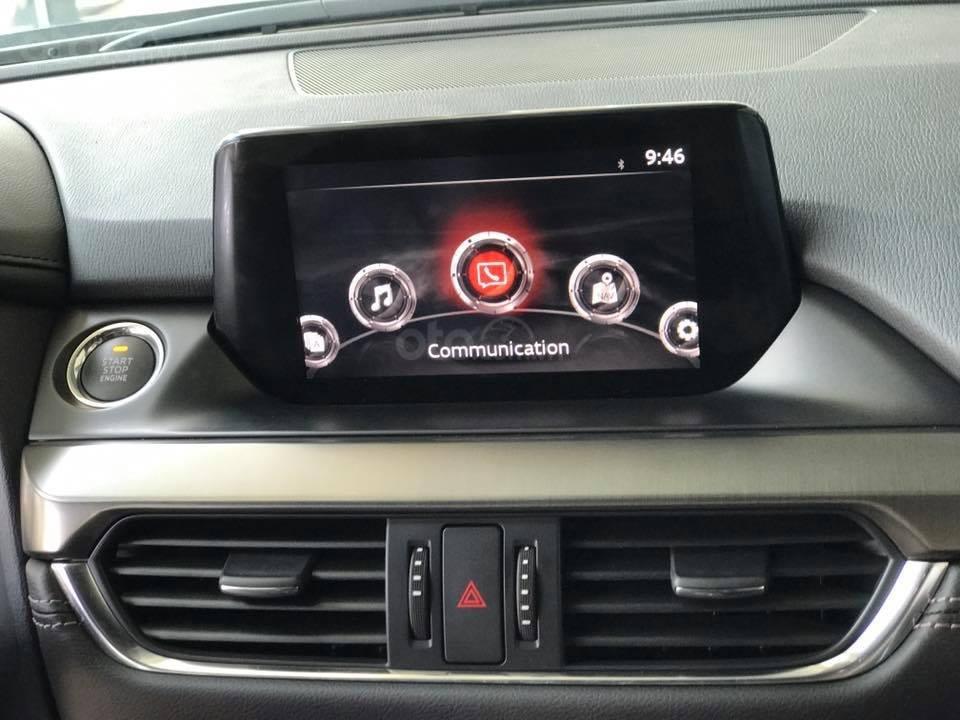 Bán Mazda 6 Luxury màu đỏ, giá tốt (7)