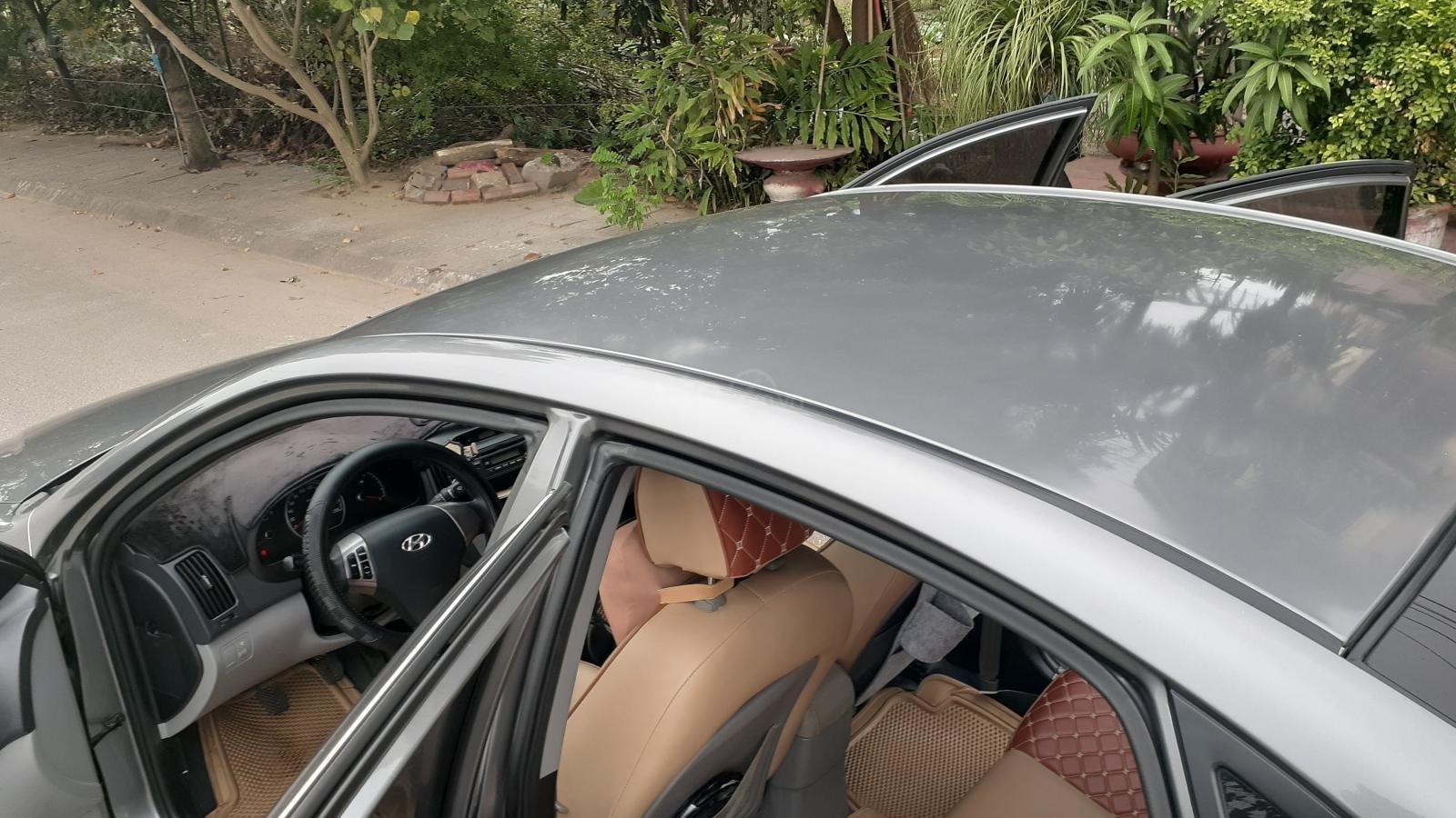 Bán Hyundai Avante MT 2011, màu xám (ghi) xe gia đình (9)