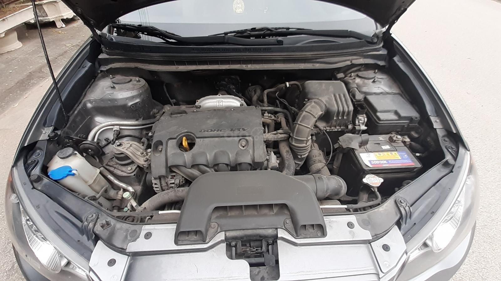 Bán Hyundai Avante MT 2011, màu xám (ghi) xe gia đình (19)