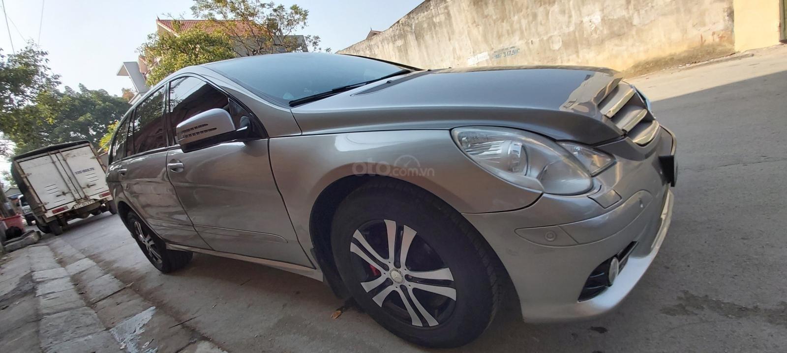 Bán ôtô Mescendes R350 mầu bạc nhập khẩu. Liên hệ Mr Huy 0867830886 (6)