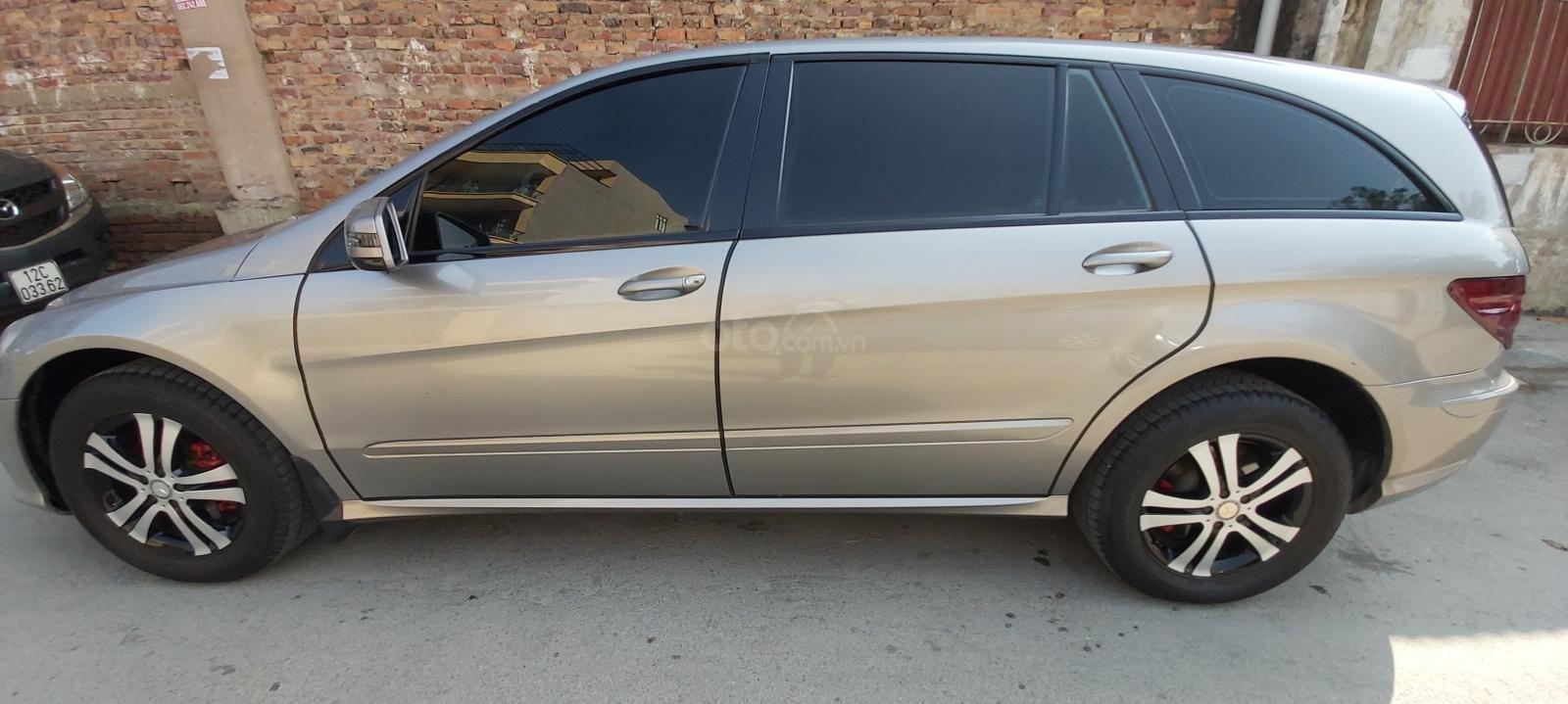 Bán ôtô Mescendes R350 mầu bạc nhập khẩu. Liên hệ Mr Huy 0867830886 (7)