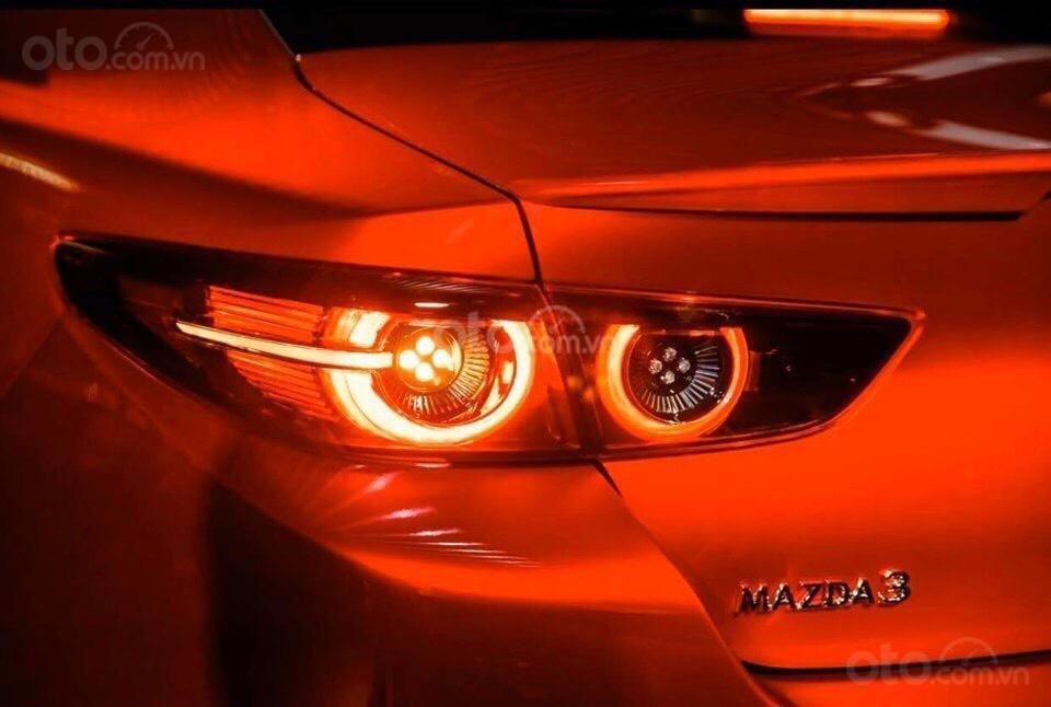 Bán Mazda 3, 2020, màu đỏ, giá ưu đãi (3)