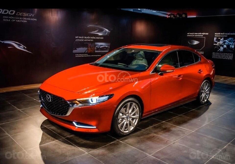 Bán Mazda 3, 2020, màu đỏ, giá ưu đãi (5)