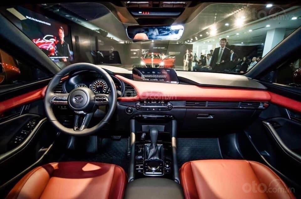 Bán Mazda 3, 2020, màu đỏ, giá ưu đãi (6)