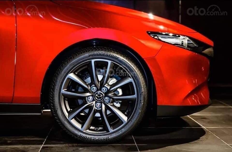 Bán Mazda 3, 2020, màu đỏ, giá ưu đãi (4)