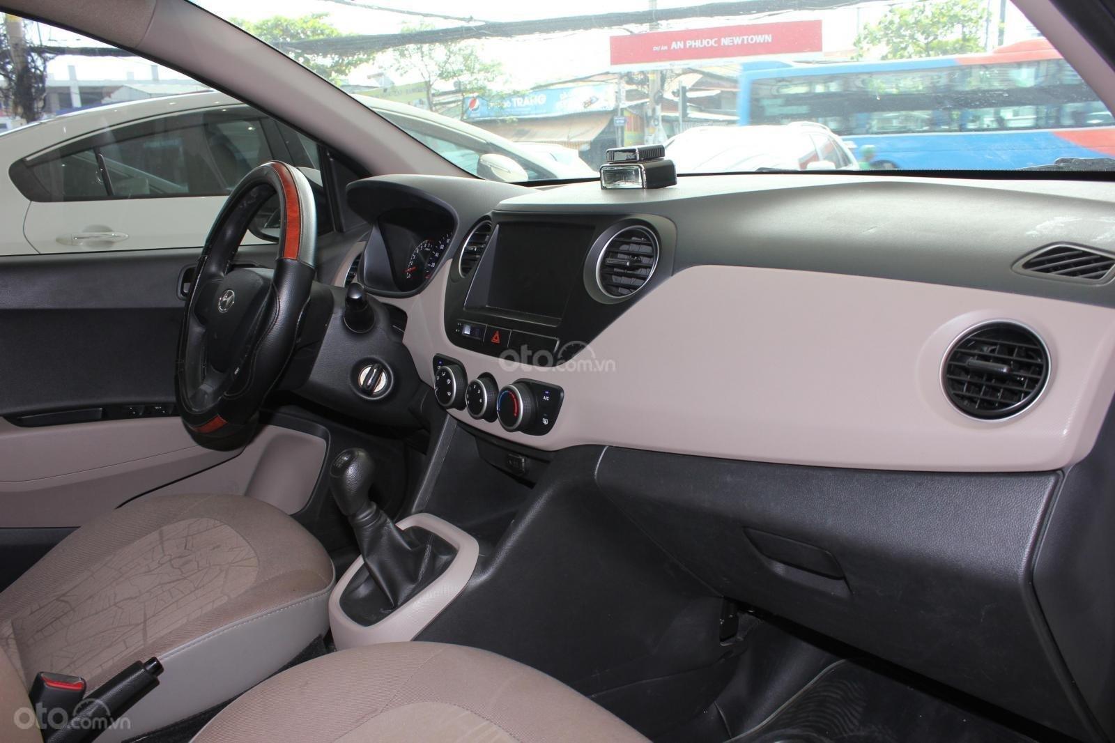 Bán xe Hyundai Grand i10 đời 2018, màu trắng, 335 triệu (5)