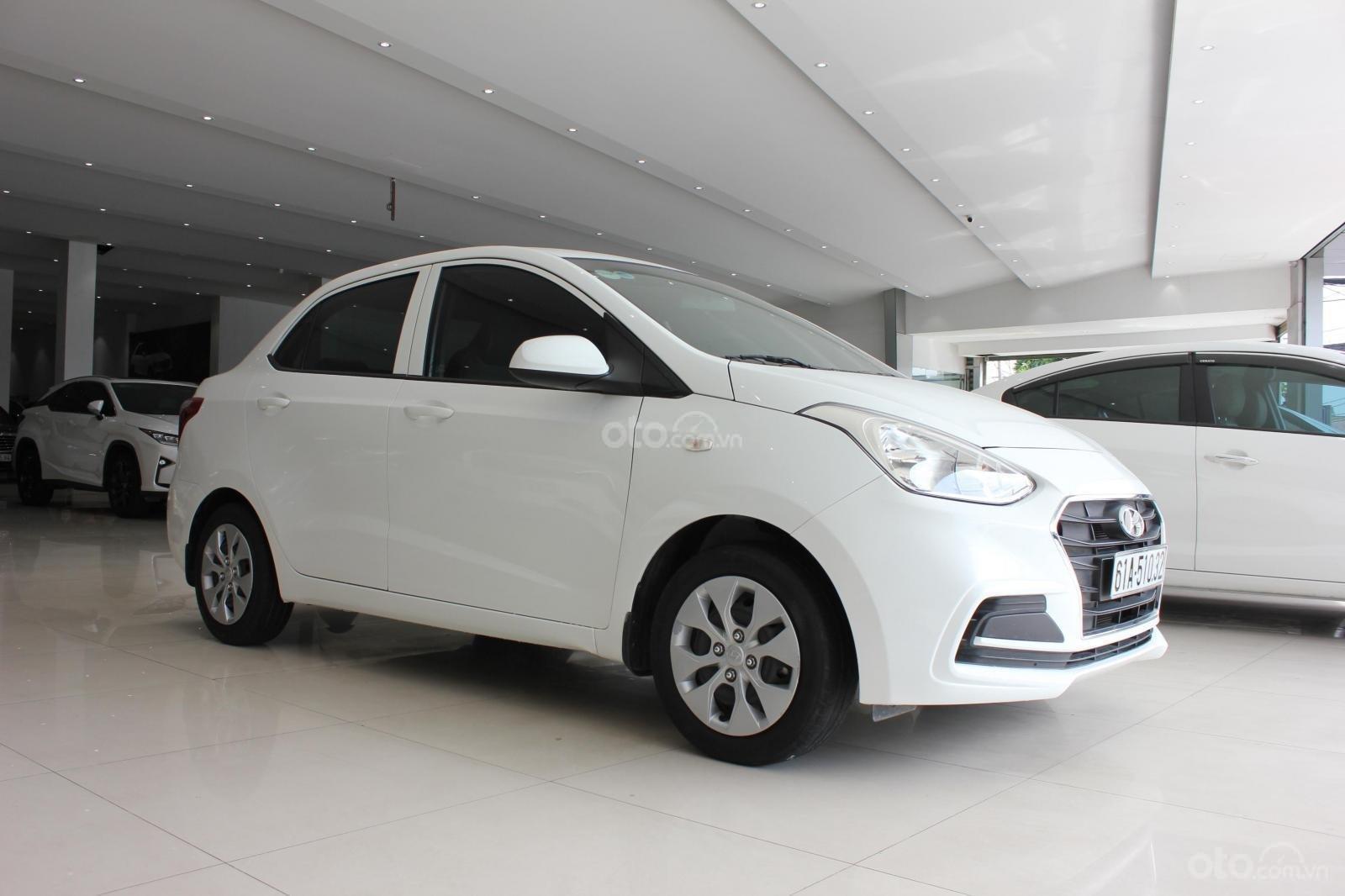Bán xe Hyundai Grand i10 đời 2018, màu trắng, 335 triệu (3)