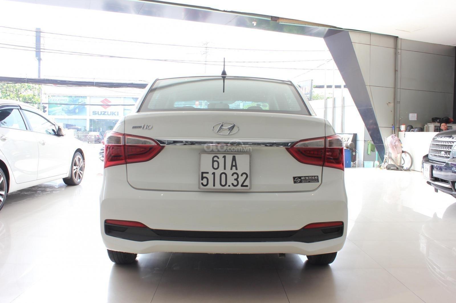 Bán xe Hyundai Grand i10 đời 2018, màu trắng, 335 triệu (4)