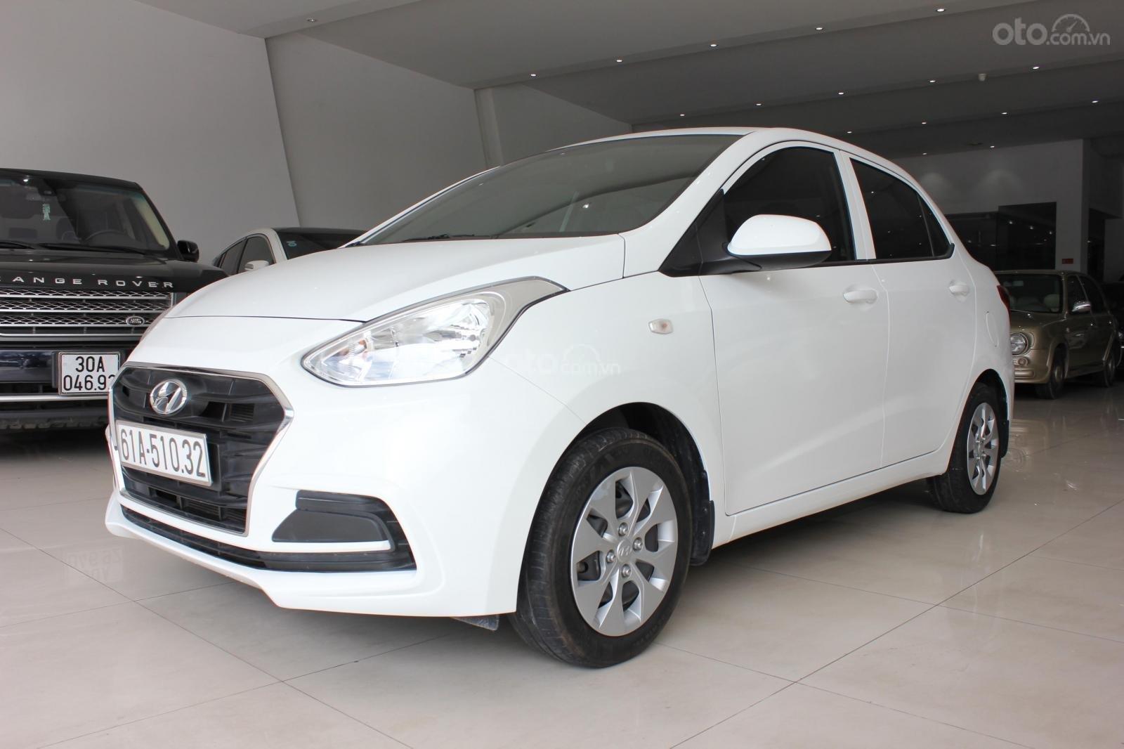 Bán xe Hyundai Grand i10 đời 2018, màu trắng, 335 triệu (14)