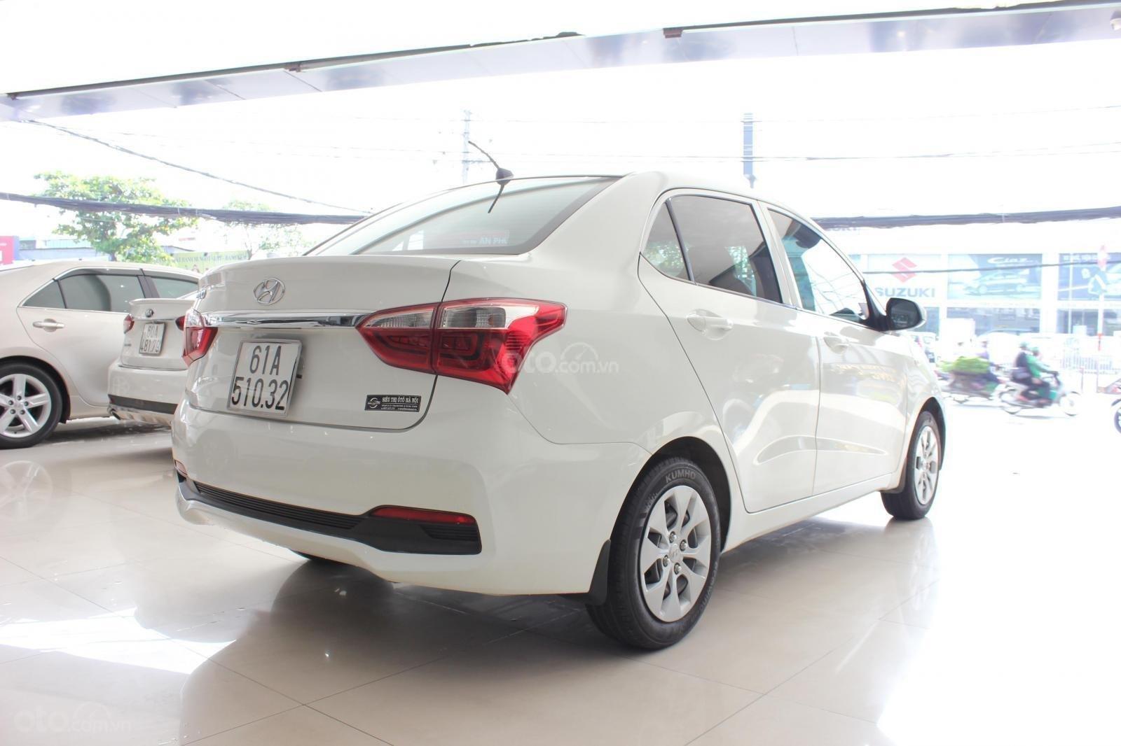Bán xe Hyundai Grand i10 đời 2018, màu trắng, 335 triệu (9)