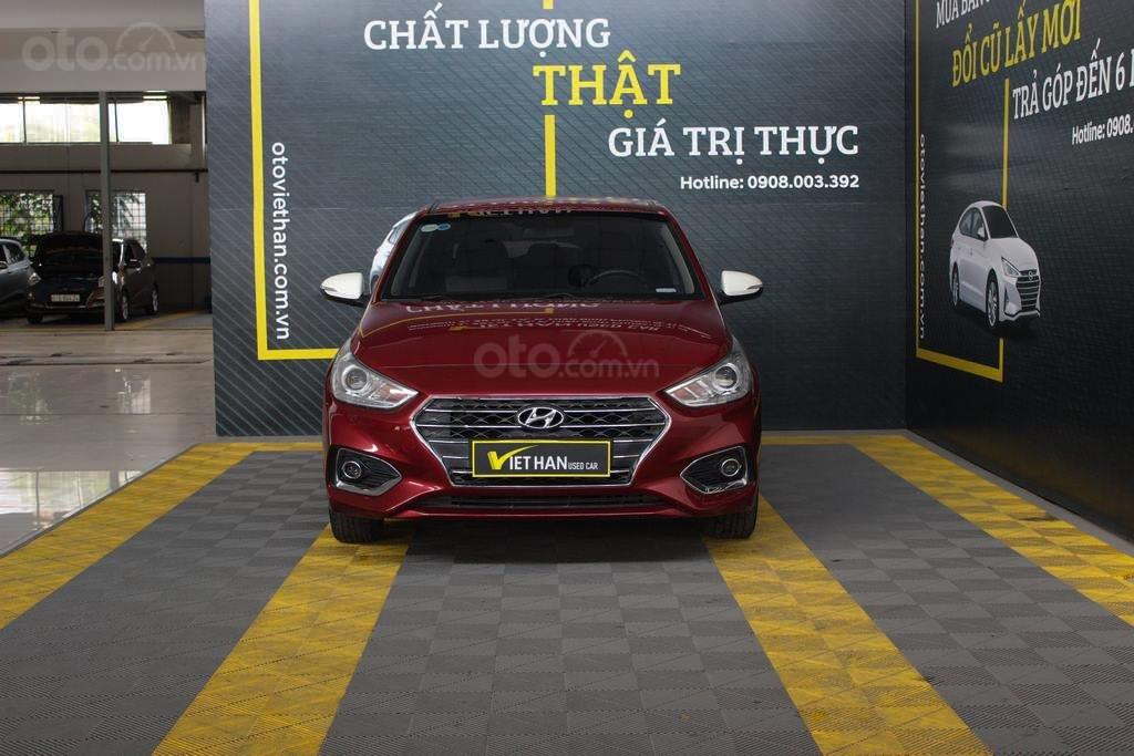 Hyundai Accent 1.4AT 2018, xe màu đỏ siêu đẹp, có kiểm định chất lượng (3)
