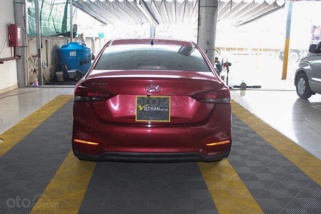 Hyundai Accent 1.4AT 2018, xe màu đỏ siêu đẹp, có kiểm định chất lượng (4)