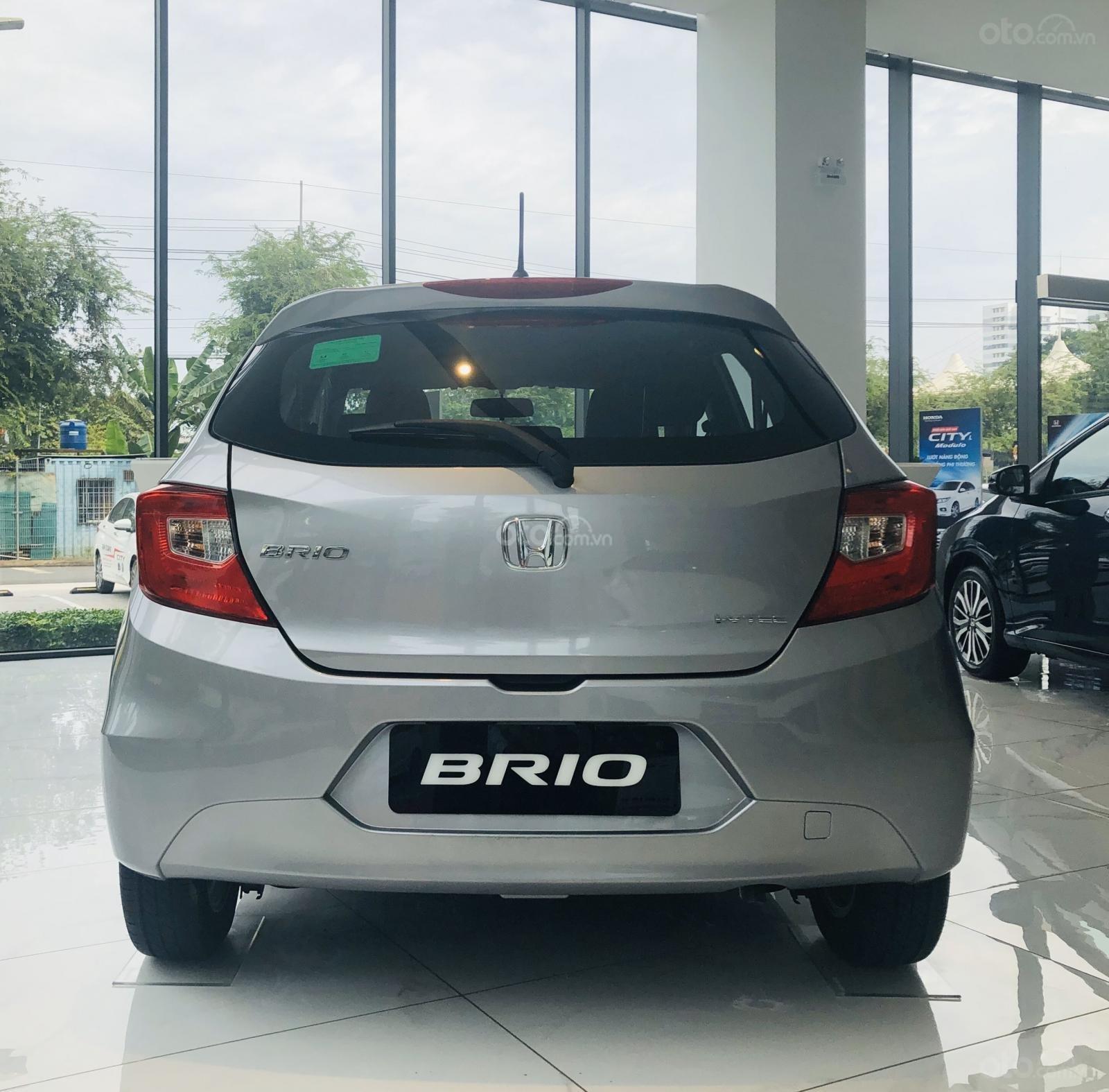 Bán Honda Brio 2019, nhập khẩu kèm khuyến mại siêu to  (5)