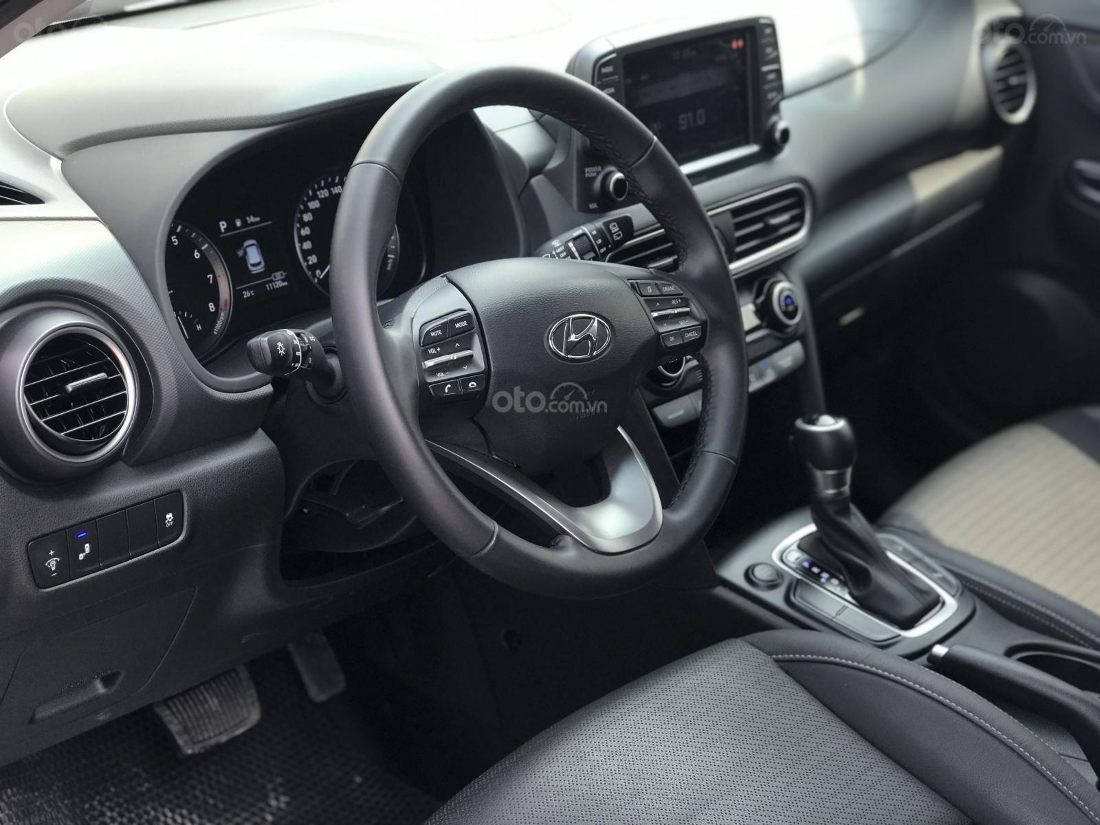 Cần bán xe Hyundai Kona đời 2019, màu đỏ, giá tốt (6)