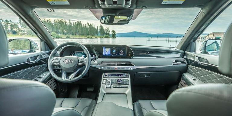 Thông số kỹ thuật Hyundai Palisade 2020 mới nhấtj