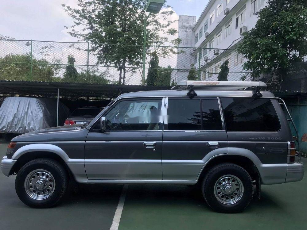 Bán Mitsubishi Pajero 2003, xe nhập xe gia đình (1)