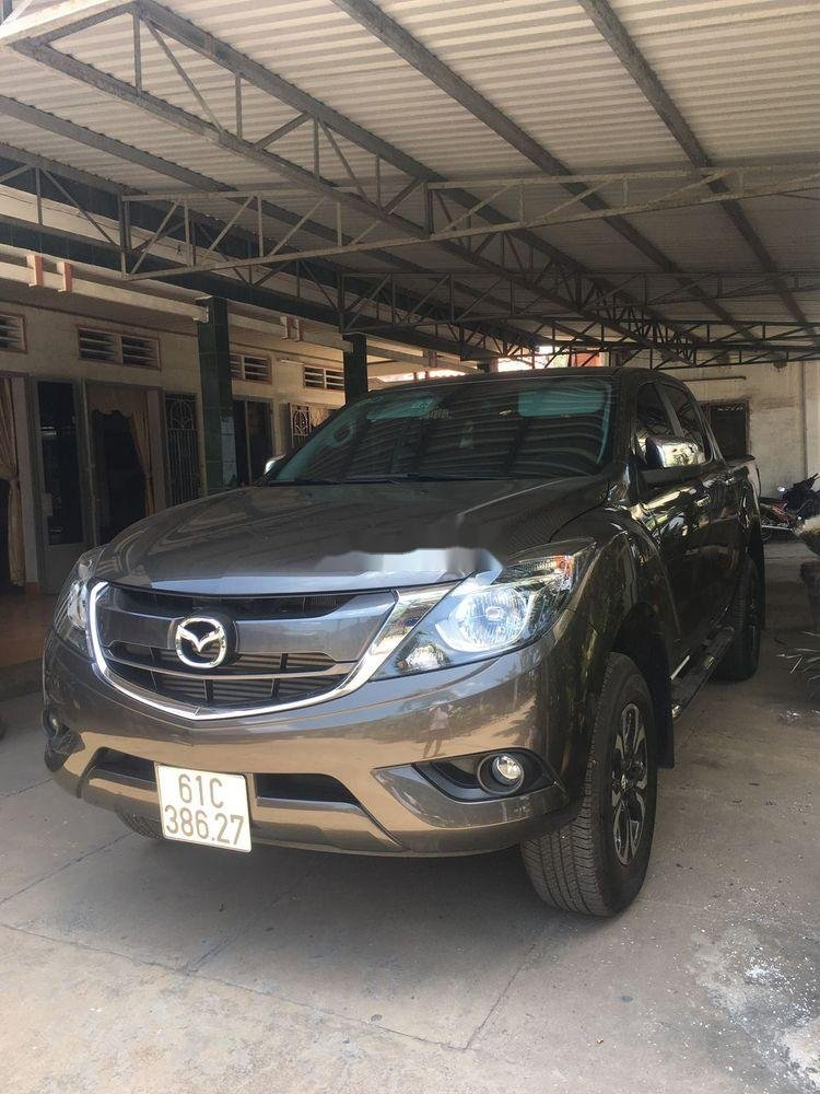 Cần bán Mazda BT 50 đời 2018, màu xám, nhập khẩu nguyên chiếc  (7)