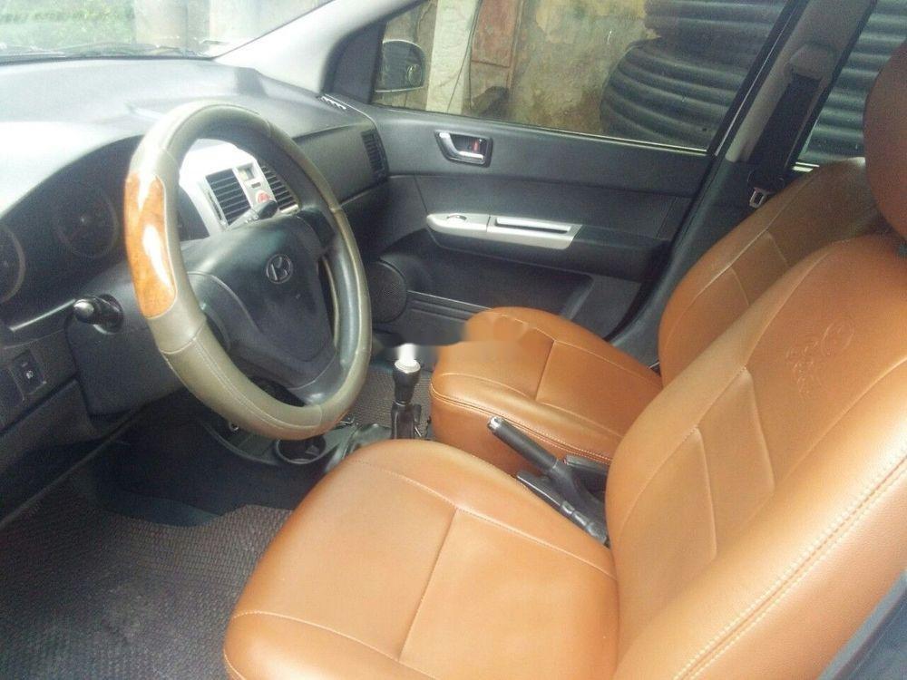 Bán Hyundai Getz năm sản xuất 2009, màu bạc, nhập khẩu, chính chủ (4)
