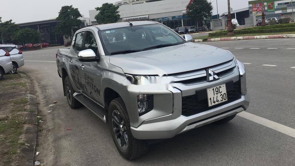 Cần bán lại xe Mitsubishi Triton 4.4 AT đời 2019, xe nhập (1)