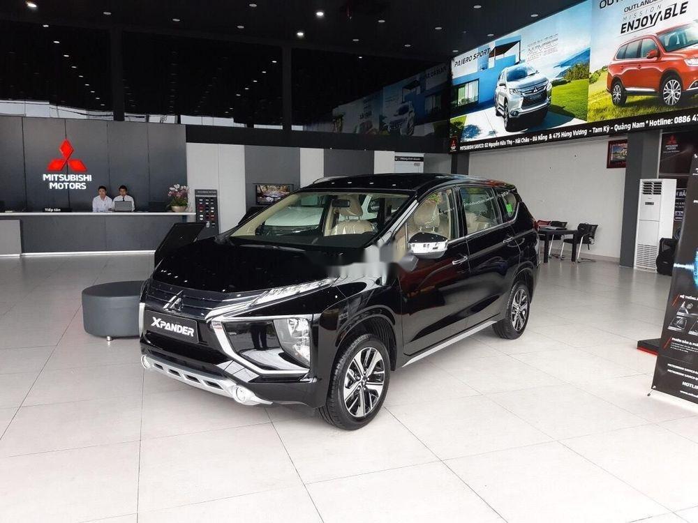 Bán Mitsubishi Xpander đời 2019, màu đen, giá cạnh tranh (5)