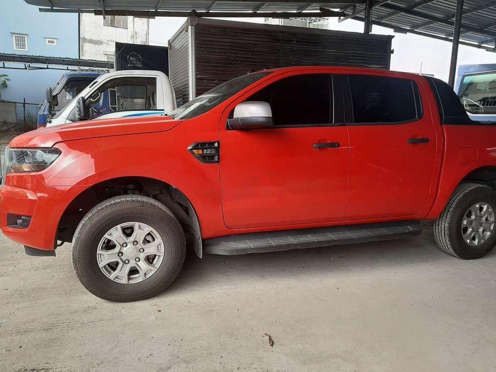 Bán Ford Ranger XLS AT năm 2016, màu đỏ, nhập khẩu (2)