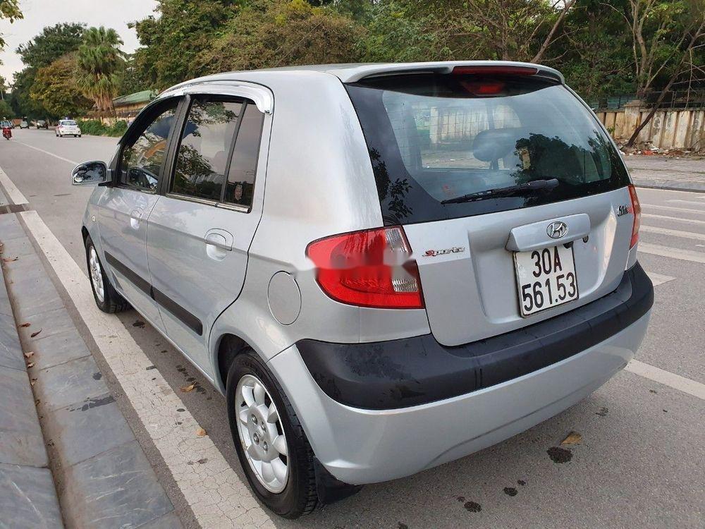 Bán Hyundai Click năm sản xuất 2008, màu bạc, nhập khẩu Hàn Quốc   (5)