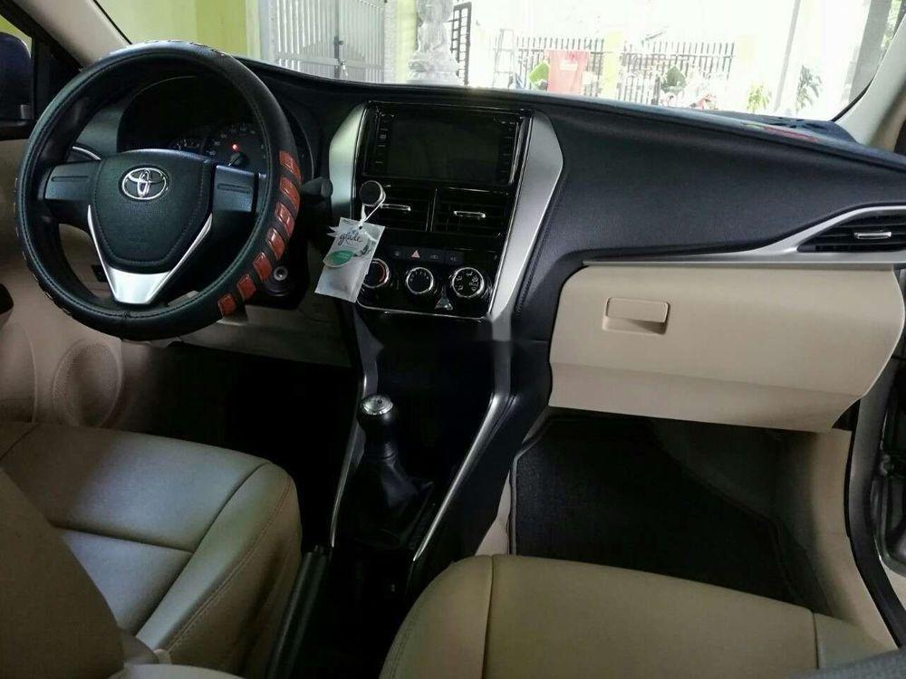 Bán xe Toyota Vios sản xuất 2019, 500tr xe nguyên bản (6)