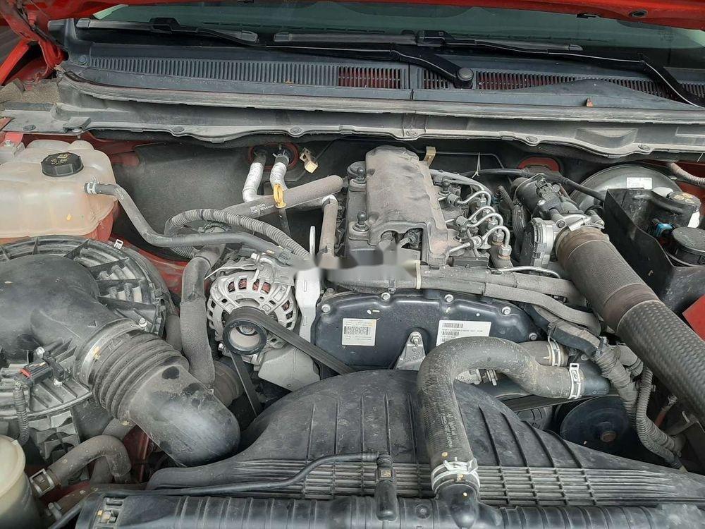 Bán Ford Ranger XLS AT năm 2016, màu đỏ, nhập khẩu (9)
