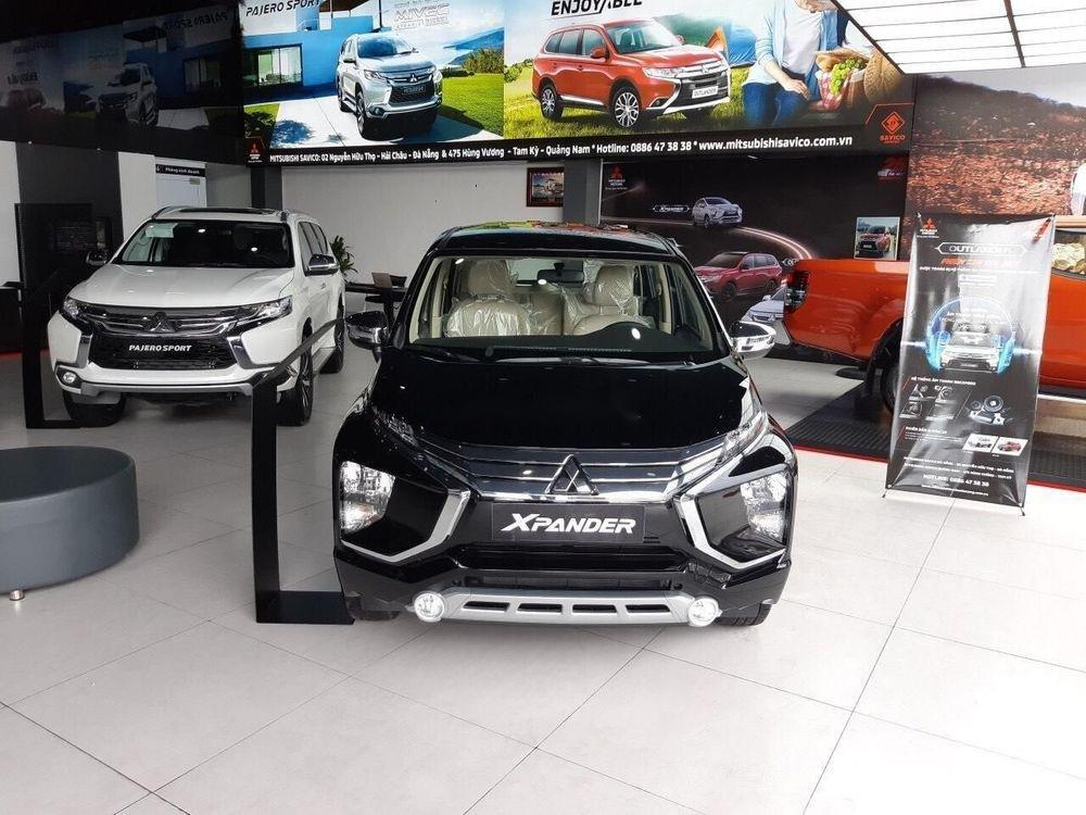 Bán Mitsubishi Xpander đời 2019, màu đen, giá cạnh tranh (1)