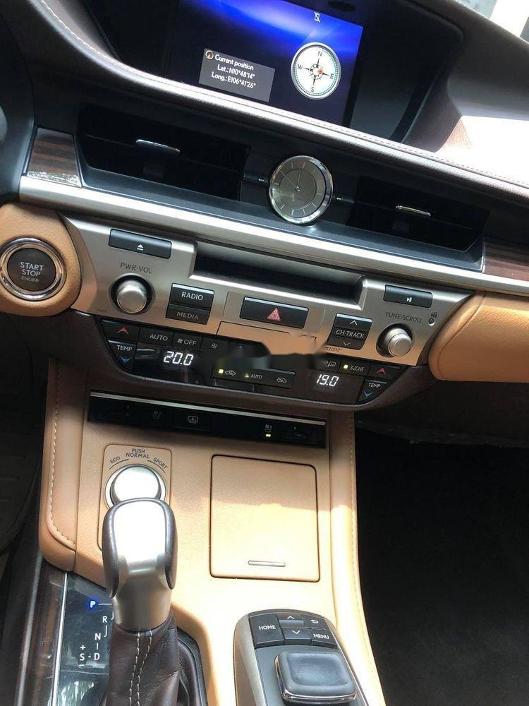 Bán Lexus ES 250 đời 2017, màu vàng, nhập khẩu (5)
