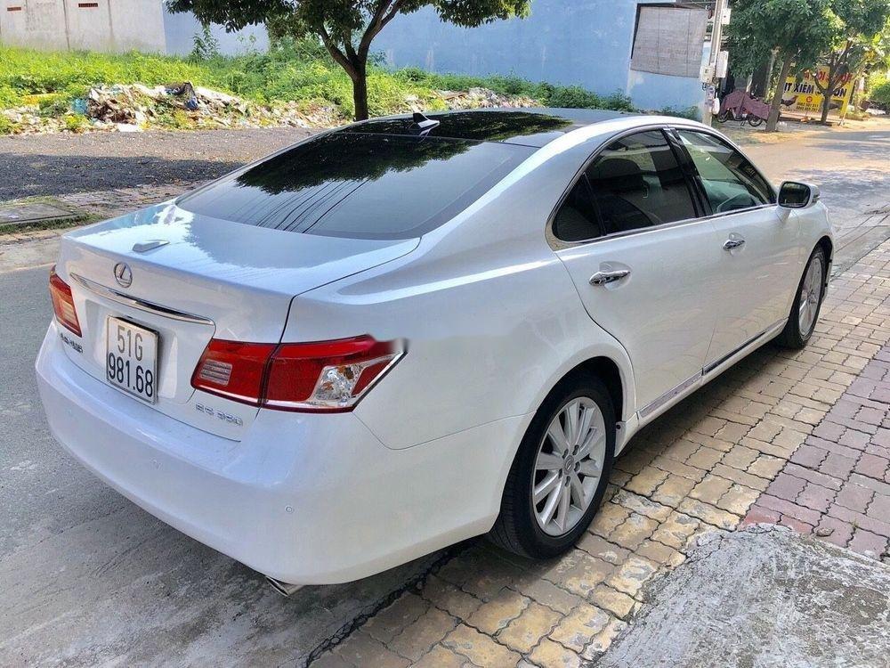 Bán Lexus ES đời 2010, màu trắng, nhập khẩu, giá chỉ 970 triệu (2)